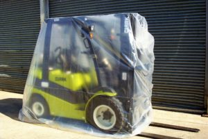 bespoke plastic equipment covers