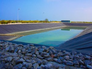 large dam liner